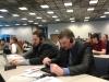 Российские делегаты на заседании