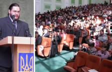 Генеральный директор АЦ «Семейная политика.РФ» принял участие в III Всеукраинском родительском Форуме