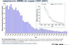 Влияет ли ограничение абортов на материнскую смертность? (на примере Чили)